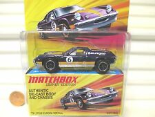 Matchbox Lesney Edition Purple 1972 Lotus Europa Special New Mint in Mint Box