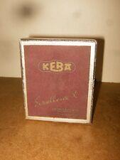 RARE ancienne boite de CIGARES - KEBA EXZELLENZ X (10 zigarren) - 50's