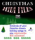 Christmas Midi  Karaoke Midi Files