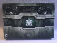 StarCraft II: Wings of Liberty Collector's Edition PC Games 2010 Great Condition
