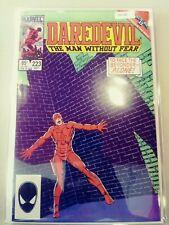 DAREDEVIL 223 VF+ HIGH GRADE MARVEL PA4-180