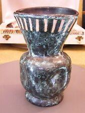 Vase en Céramique signé Missy Annecy années 60