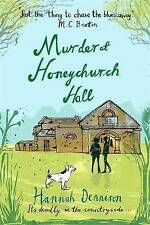 Very Good 1472114469 Paperback Murder at Honeychurch Hall (Vicky Hill) Dennison,