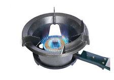 Safe Ex High Pressure Max 130Mj Gas Wok Burner 1.8M BraidedHose Adjust Regulator