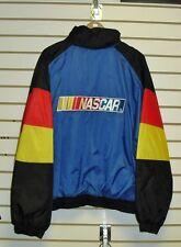 NASCAR coat Nascar Racing Jacket New Mint RaRe sz. XL fleece lined $70 tag NWOT