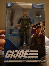 IN STOCK! NIB G.I. Joe Classified Series 6-Inch Flint Action Figure  BY HASBRO 2