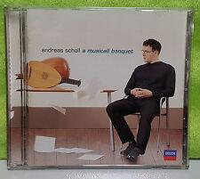 Andreas Scholl: A Musicall Banquet (CD, Jan-2001, Decca)