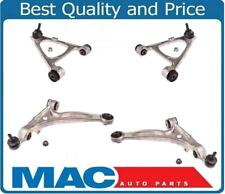 Front Upper & Lower Control Arms W/ Ball Joints For 06-15 MX5 Miata