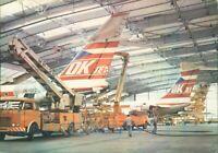 CSA Czechoslovakian Airlines Aircraft Maintenance