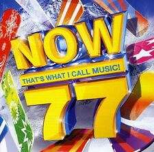 Various Artists - Now That's What I Call Music! 77 / Various [New CD] Portugal -