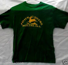 JOHN DEERE Moline, Illinois Shirt (Size SMALL)