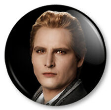 "Twilight Saga Carlisle Cullen 25mm 1"" Pin Button Badge Vampire Peter Facinelli"