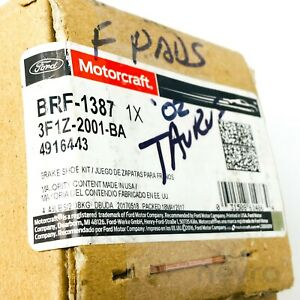 Details about  /For 2005-2009 Ford Taurus Brake Pad Set Front Motorcraft 57946ST 2006 2007 2008
