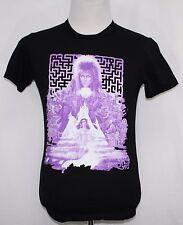 LABYRINTH DAVID BOWIE Rock Me T-Shirt Black Small 100% Cotton