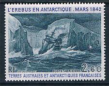 French Antarctic/TAAF 1984 H M S Erebus SG 189 MNH