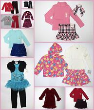 NWT Girls Fall Clothing Lot Size 4 4T Gymboree Outfits Tops Jacket Skirts Dress