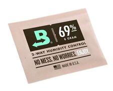 Boveda Humidipak 8 Gram Medium 10 Pack 2-way Humidity Control 69 RH