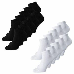 JACK & JONES Herren 10er Pack Socken Basic JACDONGO Marken Socks
