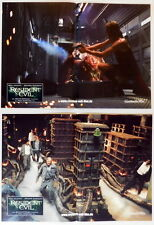 Milla Jovovich RESIDENT EVIL lobby cards 12 original vintage stills 2002