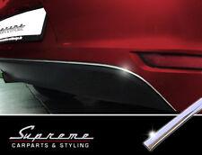 VW Golf 6 VI und Cabrio und Plus Chrom Zierleiste 3M Heckleiste Bogen Rahmen