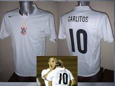 "Corinthian NIKE adulto S CARLOS TEVEZ CARLITOS MAGLIA JERSEY FOOTBALL CALCIO 38 """
