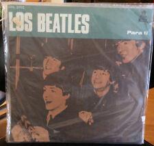 "SUPER RARE BEATLES ""CON LOS BEATLES"" URUGUAY EMI/ODEON LP STILL SEALED!"