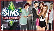 Los Sims 3 Late Night (Pc/Mac, región libre) Origin clave de descarga