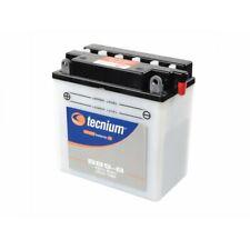 Batterie Tecnium BB9-B 12V 9Ah conventionnelle livrée avec pack acide
