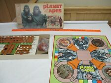 VINTAGE 1974 PLANET OF THE APES  BOARD GAME 100% COMPLETE in Box NICE shape