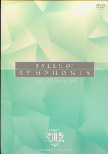 Tales of Symphonia the Animation DVD Exsphere Edition III Frontier Works