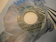Glass House Heaven Is There To Guide Us/Look What  45 RPM Invictus Records EX