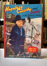 Pop Up, HOPALONG CASSIDY AND LUCKY AT THE DOUBLE X RANCH, 1950, HC