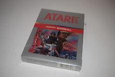 RealSPorts BASEBALL Atari 2600 Video Game NEW In BOX