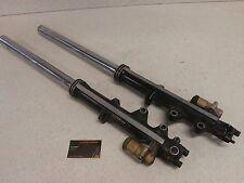 86 SUZUKI GS 550 GS550EF Gs550 gsx550ef Genuine Front Suspension Fork Spring Set