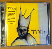 1998 🔥TRAIN🔥 New & Sealed CD *Debut Album* Feat: Meet Virginia with FREE SHIP