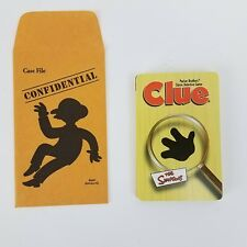 Simpsons Clue Game - First Edition - Replacement 21 Cards & Case File Envelope