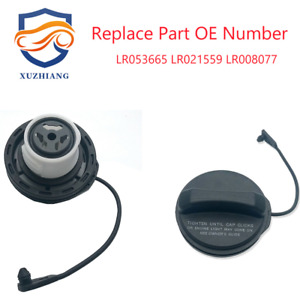 Petrol Fuel Gas Cap For LAND ROVER LR3 LR4 Evoque Range Rover Sport LR053665
