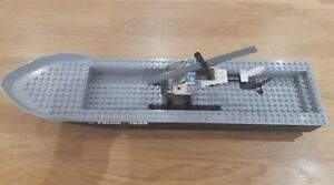 Lego Boat Hull And Police Helicopter - Genuine Lego 7899 Free Postage