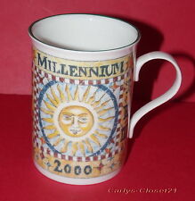 MILLENNIUM 2000 * Coillectable Fine Bone China Mug * 10cm Tall *