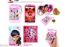 Miraculous Ladybug Toy Smartphone Animation Music Phone sound Deco Sticker Gift
