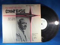 Vintage Count Basie Big Bands Are Back Vinyl LP