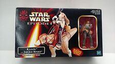 Star Wars Kaadu & Jar Jar Binks Playset Episode I w/Energy Ball Atlatl Sealed