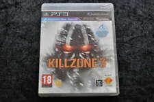 KillZone 3 PS3 mint condition