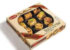 NEW SWEETS ASSORTED BAKLAVA ARABIC DESSERTS PISTACHIO FOOD Palestinian Holy Land