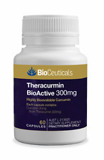 Bioceuticals Theracurmin BioActive 300mg 60 Capsules RRP $68.95 FREE POSTAGE