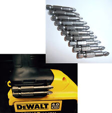 Dewalt Magnetic Bit Holder + Screw + 10pcs pz2 50mm bits drills Impact Drivers