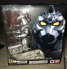 Bandai S.H.Monsterarts Mechagodzilla  Approx 8 Inches