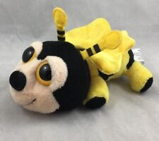 Hunnie Bee Russ Berrie Lil Peepers Honey Mini Baby Plush Pet Soft Toy Big Eye 6""