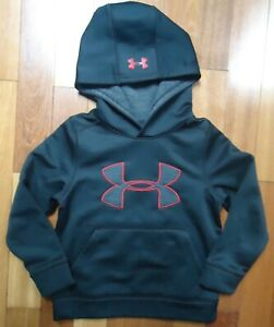 Under Armour Youth Dri-Fit Sweatshirt Hoodie Size XSmall