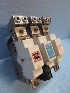 Cutler Hammer CN15TN3 Size 6 Motor Contactor 540 Amp 600V 400HP 120V Coil Ser B1
